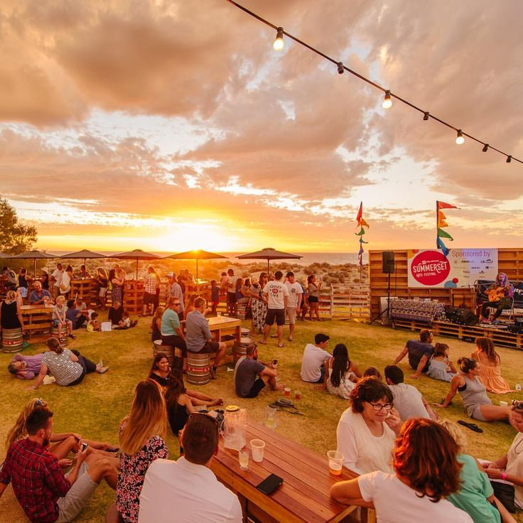 """84 Likes, 1 Comments - Summerset Arts Festival (@summersetartsfestival) on Instagram: """"Chuffed to announce that Under the Sky Sessions at the #sunsetveranda has been announced as the…"""""""