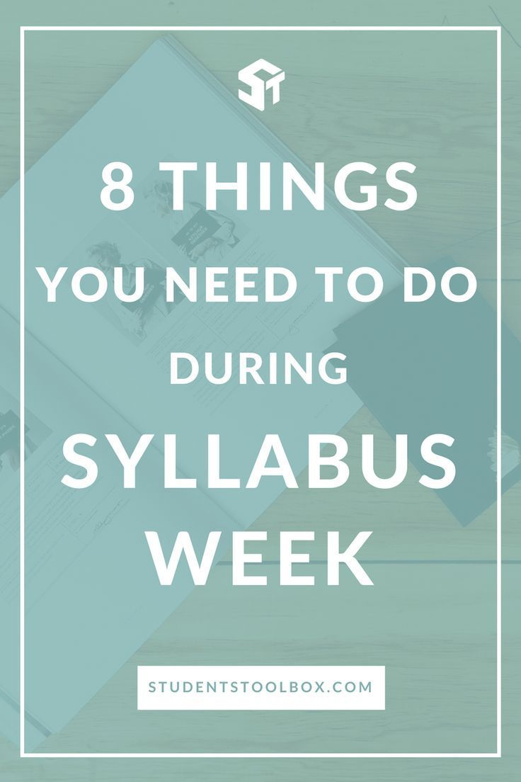 17 best ideas about first day of college college 8 things every student should do during syllabus week first day of semesterfirst week of collegehappy