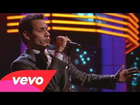 Marc Anthony - Tu Amor Me Hace Bien / Cambio de Piel / Vivir Mi Vida Med...