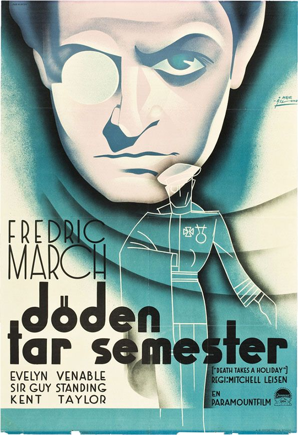 Illustrators! Take inspiration from these magnificent 1930s Swedish posters