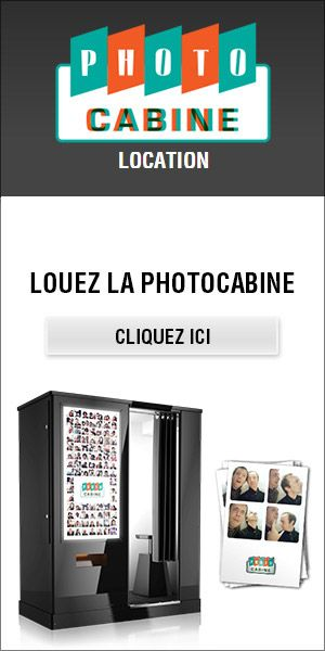 La Photocabine - online photo booth also available as an app :)