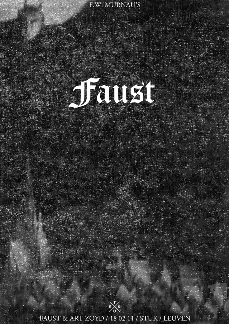 17 best images about faust posters on pinterest. Black Bedroom Furniture Sets. Home Design Ideas
