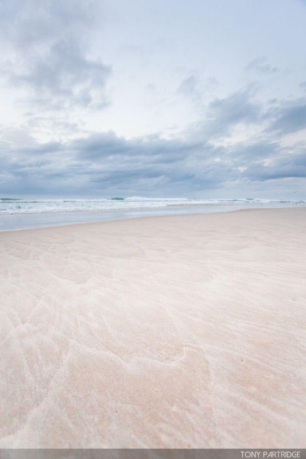 Beach salt, markings in the sand #photography #beach #ballina #seascape