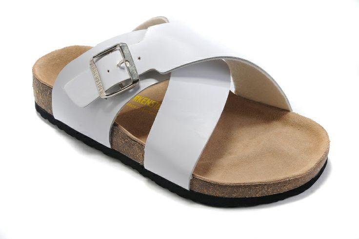 Birkenstock Guam White Sandals
