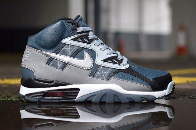 Nike Air Trainer Sc (Steel 3m) Sneaker Freaker | Kicks