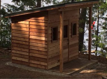 Luxury  Inexpensive DIY Sauna and Wood Burning Hot Tub Design Ideas