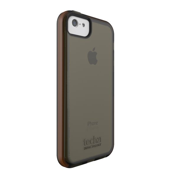 De Tech21 D3O Impact Shell Case (€29,95) is een stevige hoes voor da iPhone 5c.