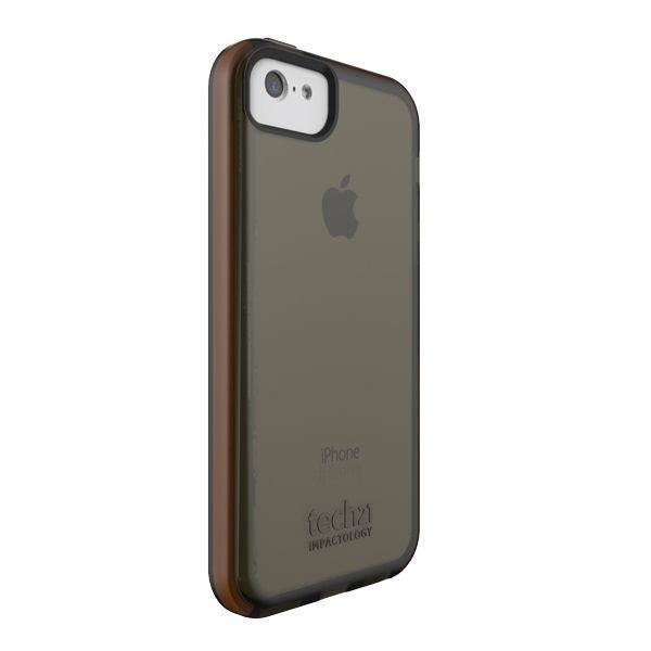 De Tech21 D3O Impact Shell Case (€29,95) is een stevige hoes voor da iPhone 5c.