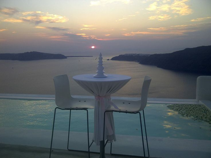 The perfect place for the perfect day... @ Rocabella deluxe suites & spa Santorini !!!