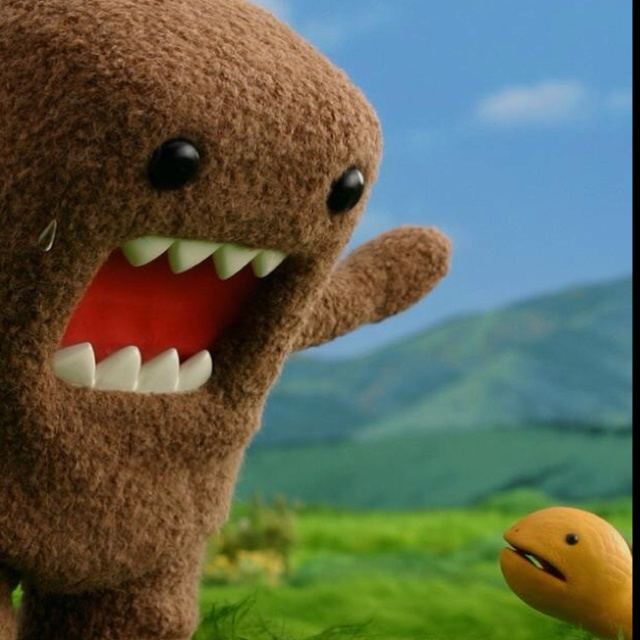 Domo Kun Hd Widescreen High Definition X Wallpaper In Your Popular HD Shared Via SlingPic