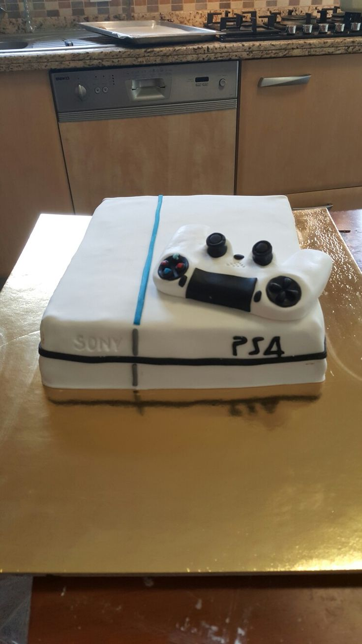 17 Best Images About Ps4 Cake On Pinterest Ps4 Rice