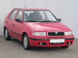 Škoda Felicia 1999 Hatchback červená 1