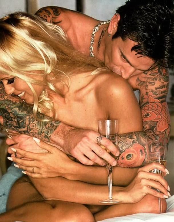 Pam anderson having sex with a guy