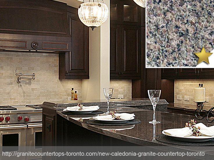 In Stock: New Caledonia Granite Countertops In Toronto