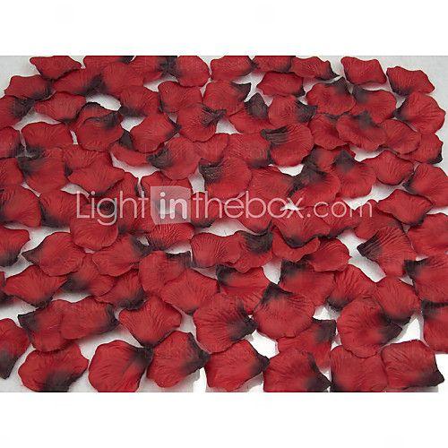 Color-Changing Rose Petals Table Decoration - (100 Petals Per Pack) 2017 - kr.9