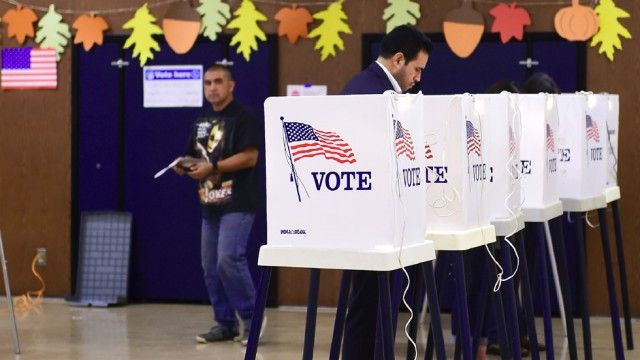 New report finds that voter turnout in 2016 topped 2012