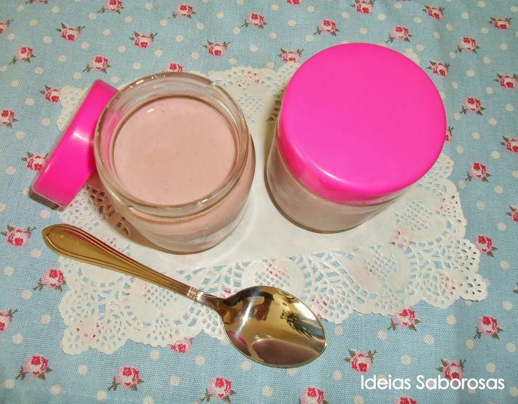 Iogurte de Amora Silvestre
