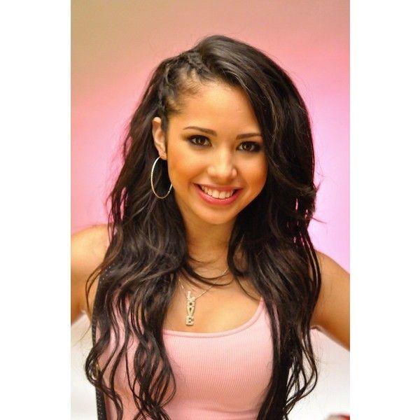 "Jasmine Villegas – mamy zdjęcia z teledysku do nowej piosenki ""Werk""!... ❤ liked on Polyvore featuring hair, jasmine villegas, girls, hairstyles and jasmine"