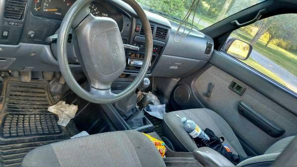 #Craigslist #1997 #4x4 #Rogersville #Tacoma 1997 Toyota Tacoma 4×4 (Rogersville) $3000: < image 1 of 8 > 1997 Toyota tacoma condition:…