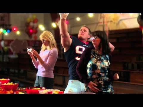 JJ Watt Verizon commercial outtakes