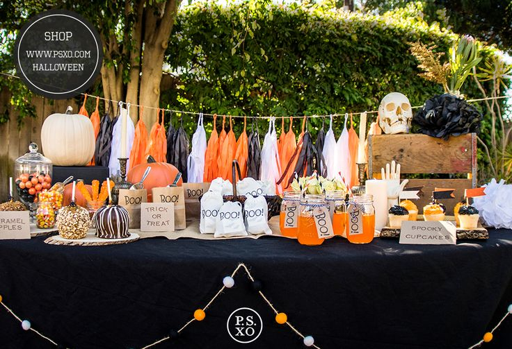 54 best Halloween Party for our First House! images on Pinterest