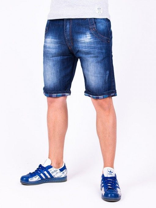 Blugi barbati scurti Fashion denim