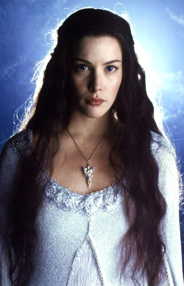 Arwen my favorite so pretty