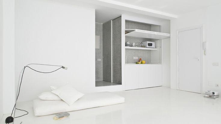 Einzimmer-Wohnung