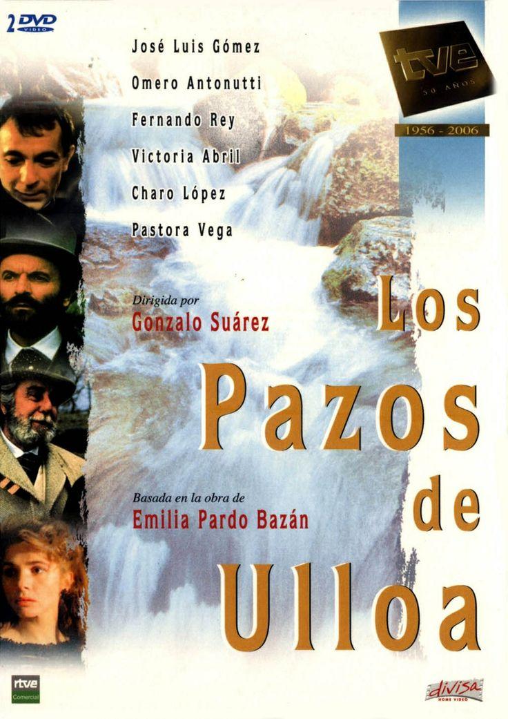 Los Pazos de Ulloa (DVD S PAZ), sèrie de televisió basada en l'obra homònima d'Emilia Pardo Bazán.