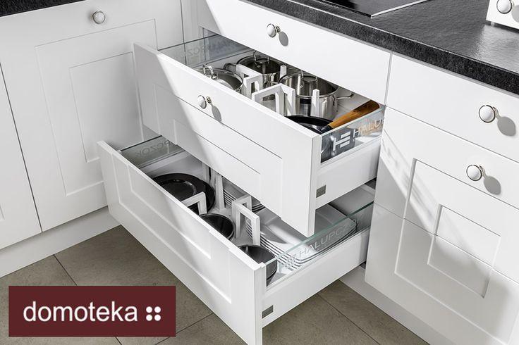 Podaruj swojej kuchni wysoki styl i komfort z meblami Halupczok.