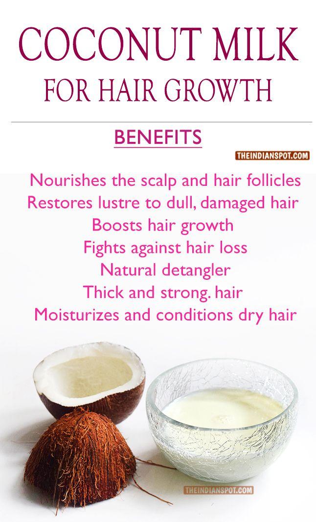 Best 25 Coconut Milk Hair Ideas On Pinterest Homemade
