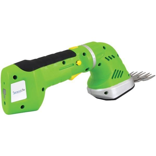 SERENE-LIFE PSLGR14 Cordless Handheld Grass Cutter Shears
