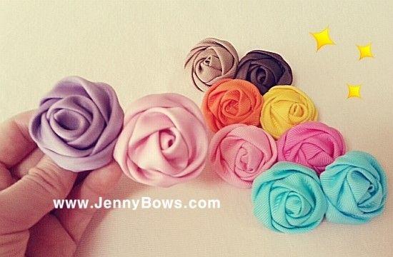 분당리본공예JennyBows www.JennyBows.com / 스토리 채널 : bows80 호두 껍질모양 바느질 헤어핀