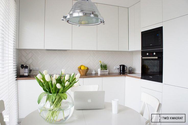 Kuchnia styl Nowoczesny - zdjęcie od Twój Kwadrat - Kuchnia - Styl Nowoczesny - Twój Kwadrat