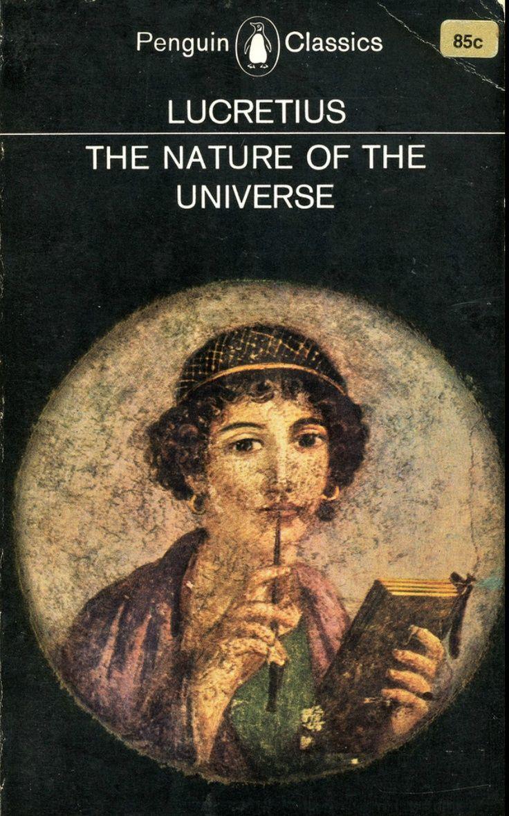 Lucretius | The Nature of the Universe [De rerum natura] (1st century BC)