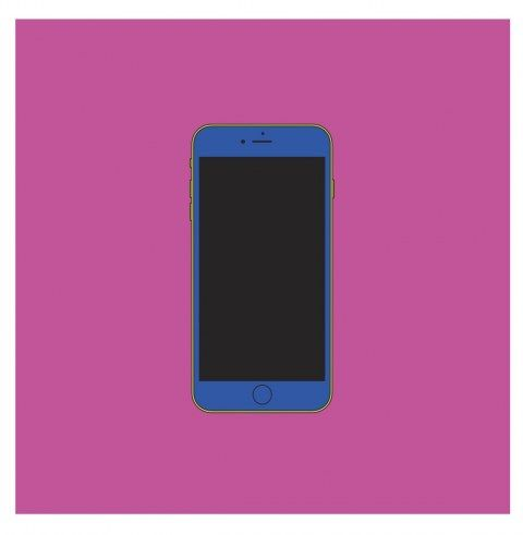 The Serpentine is pleased to present iPhone 6s, a new Limited Edition digital print by Michael Craig-Martin. Produced on the occasion of his exhibition Transience, which focuses on his painting and drawing practice through the lens of technology, it depicts the latest model of this popular smartphone.