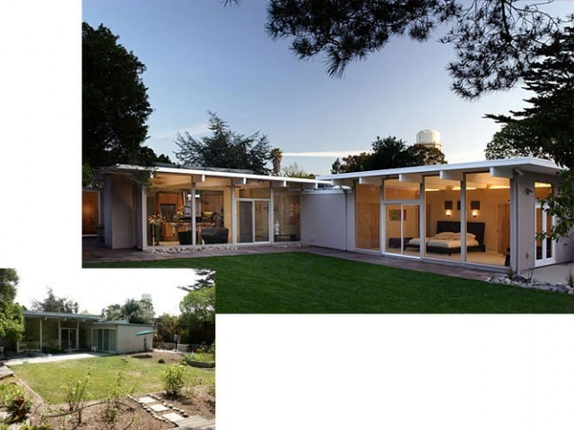 Before and after wow eichler love pinterest photos for Eichler paint colors