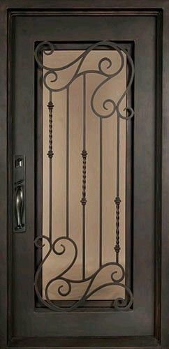 54 Best Burglar Bars Images On Pinterest Entrance Doors
