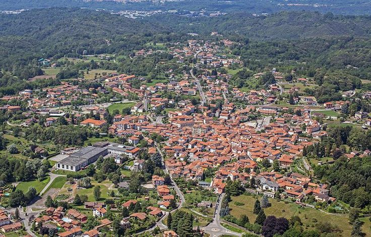 #Invorio dal cielo ( #Novara #Piedmont #Italy )