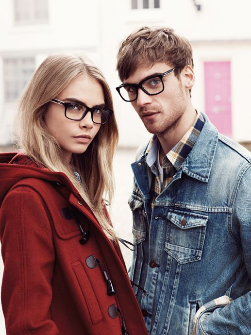 Cara Delevingne Gets Casual for Pepe Jeans Fall 2013