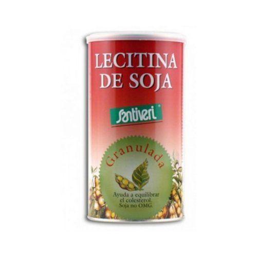 lecitina de soja santiveri