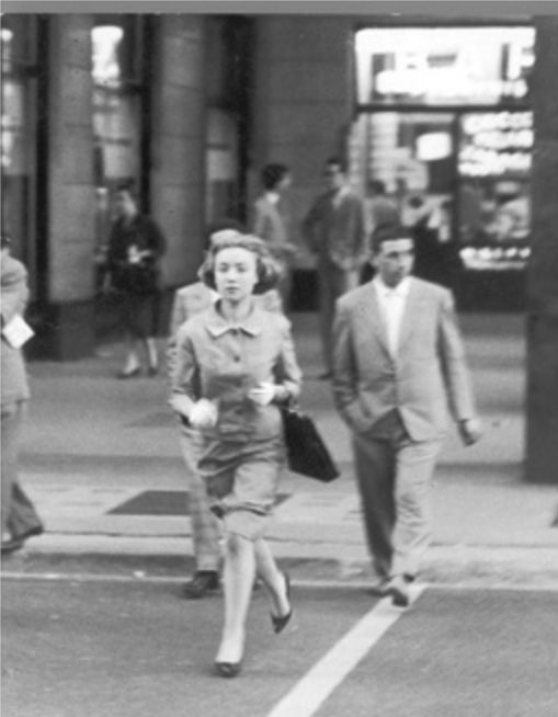 L'arrivo a Milano di Oriana (1) - Foto - Oriana Fallaci