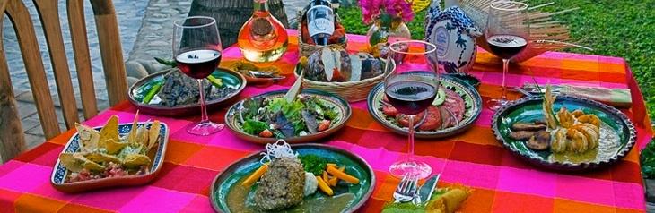 Restaurant El Jardin, ubicado en la Playa de Troncones, al norte de Ixtapa Zihuatanejo!