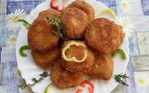 Karfiol fasírozott recept fotóval