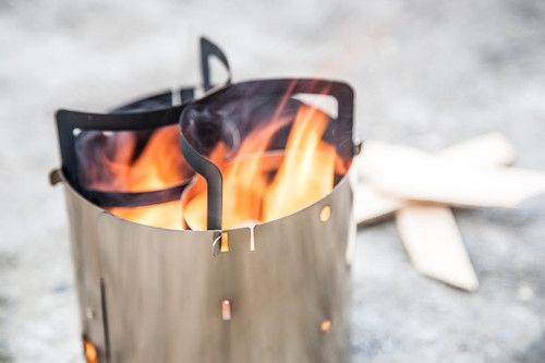 collapsable camp stove!
