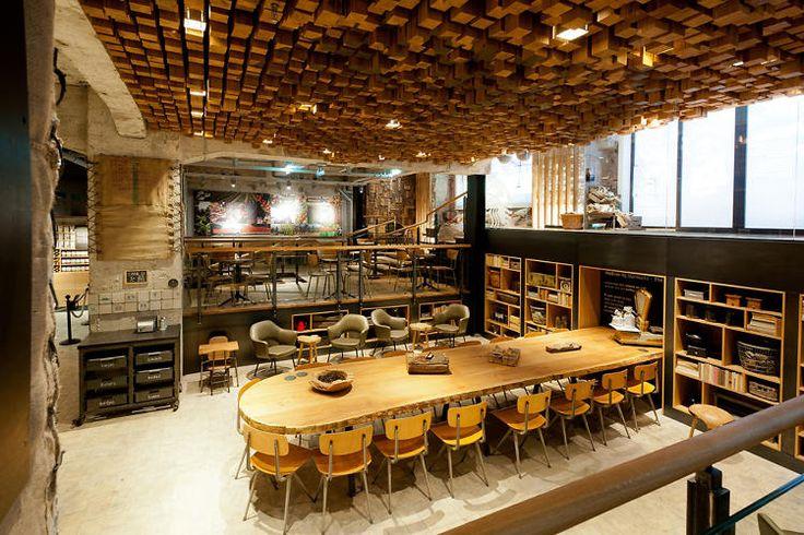 Can Starbucks Make 23,000 Coffee Shops Feel Unique?   Co.Design   business + design