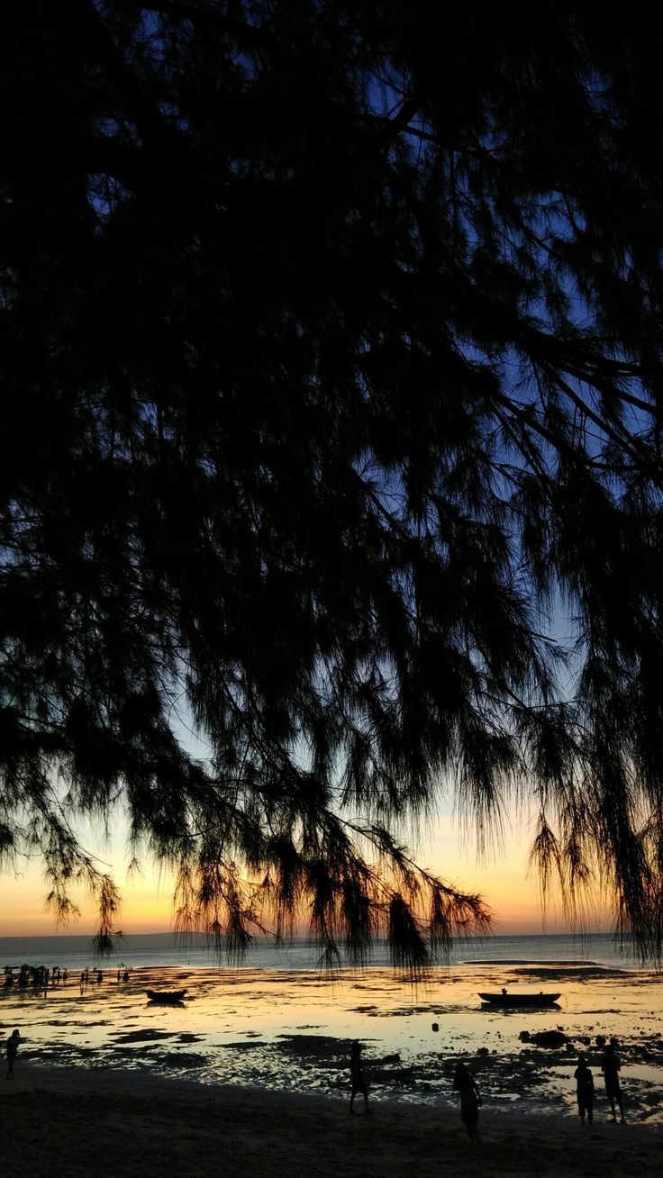 Sunset in Walakiri, East Sumba