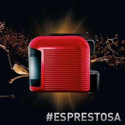 #EsprestoSA #Wave #Red
