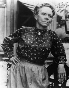 """Actress Ellen Corby born in Racine, Wisconsin to Danish parents. Began her career as a writer. best-known role Grandma Esther Walton.  I love """"The Walton's."""""""
