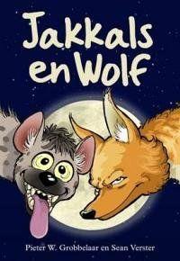 Pieter W. Grobbelaar se weergawe van Jakkals en Wolf, met illustrasies deur Séan Verster, sal pa en kind ewe breed laat grinnik.